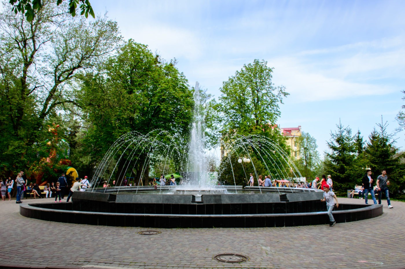 Екскурсія Зелені оази Полтави