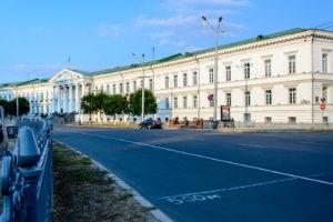 Будинок Полтавських губернських присутніх місць