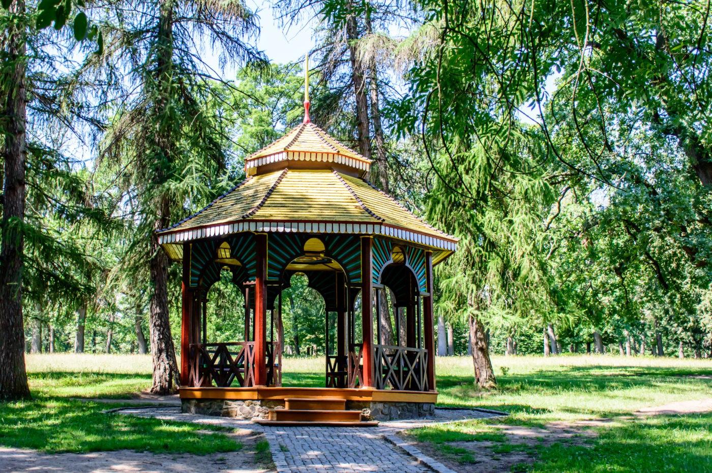 Китайська альтанка в Софіївці