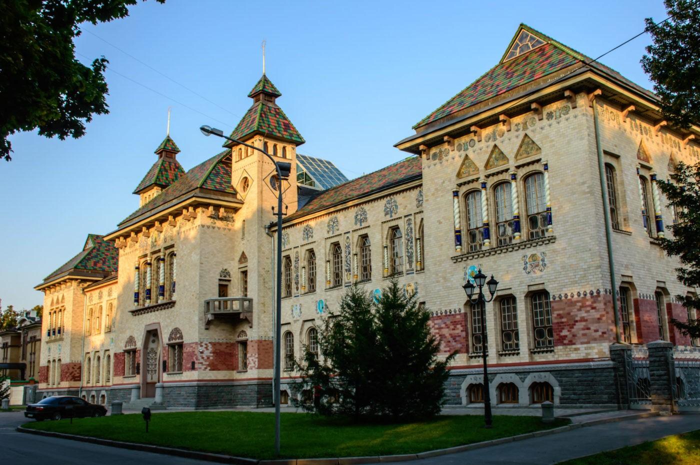 Полтавський краєзнавчий музей (Будинок губернського земства)
