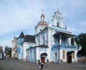 Церква Різдва Пресвятої Богородиці. Фото Борис Мавлютов