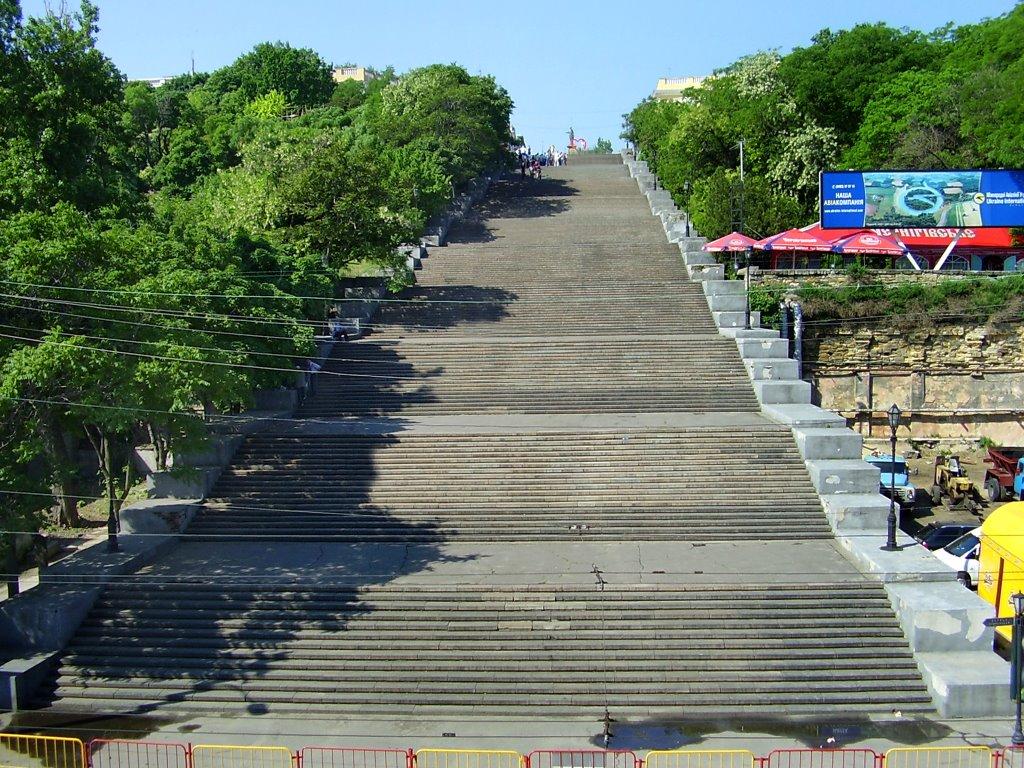 Потьомкінські сходи