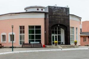 Центр хасидизму Адмор Азакен