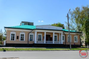 Будинок Капністів у Полтаві, нині Музей І. Котляревського