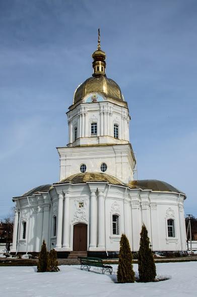 Свято-Троїцька церква (Диканька)