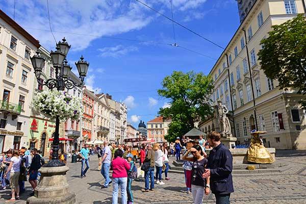 Замовити тур до Львова