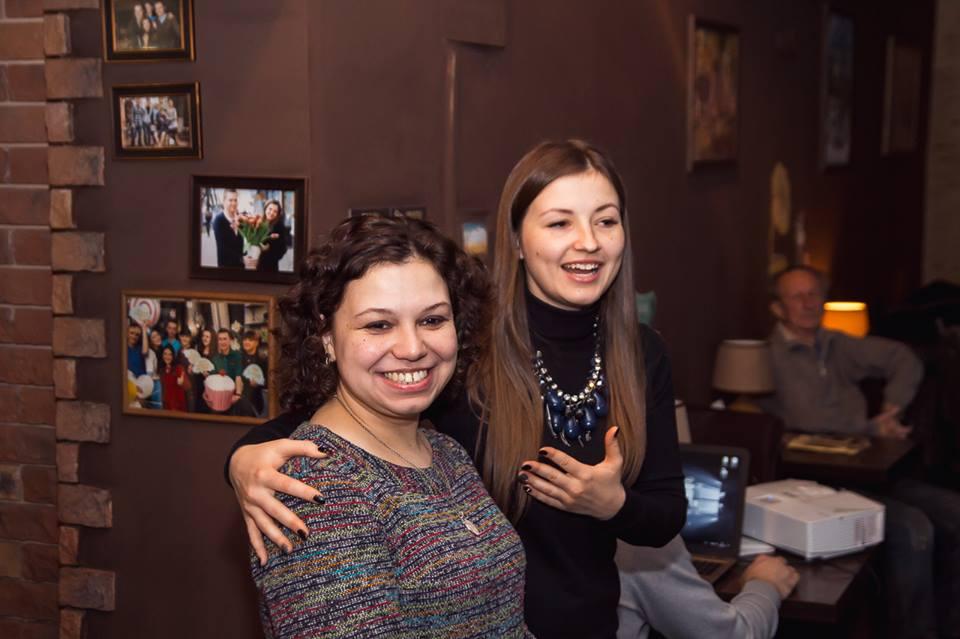 Анна Шендрик та Катерина Бабіч