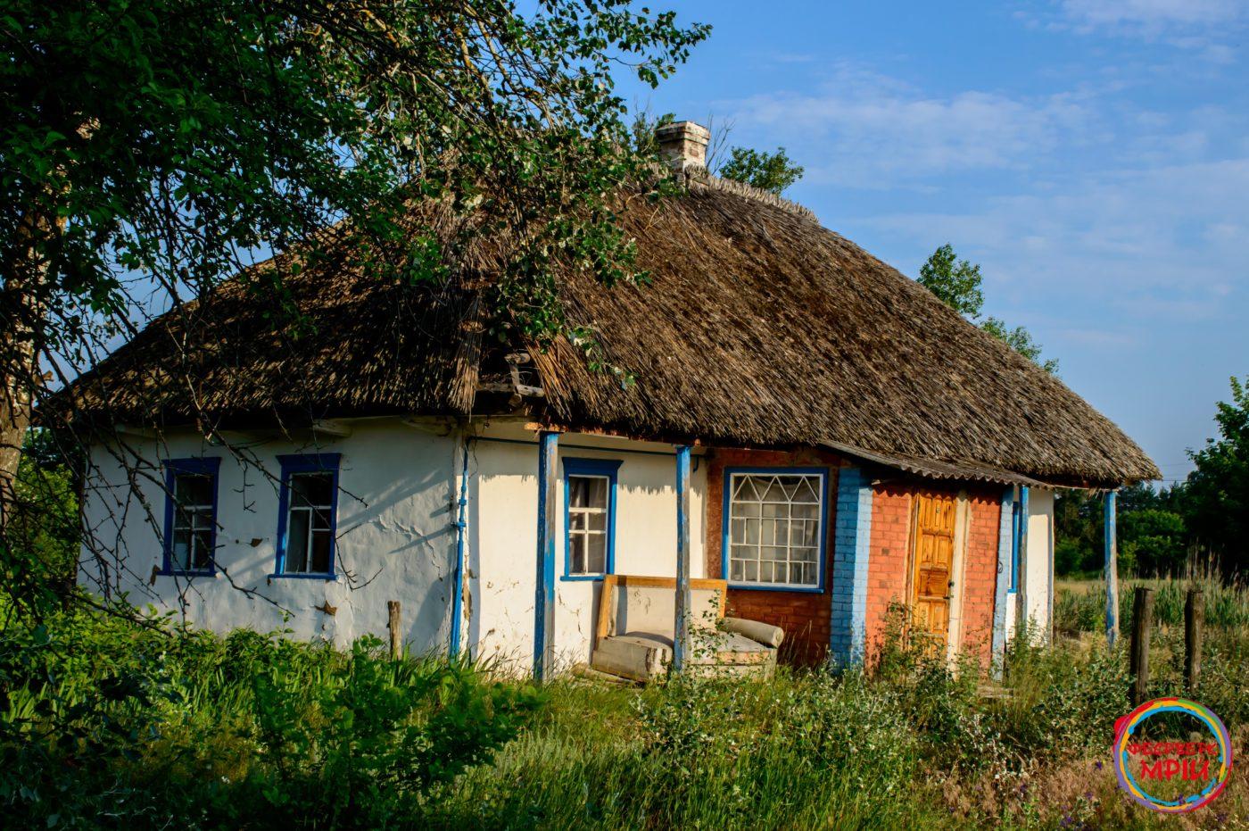 Хатина в Новосанжарському районі