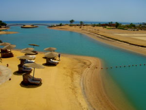 Пляж Ель-Гуна