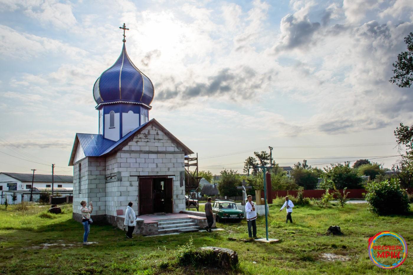 Храм УПЦ КП в Олевську