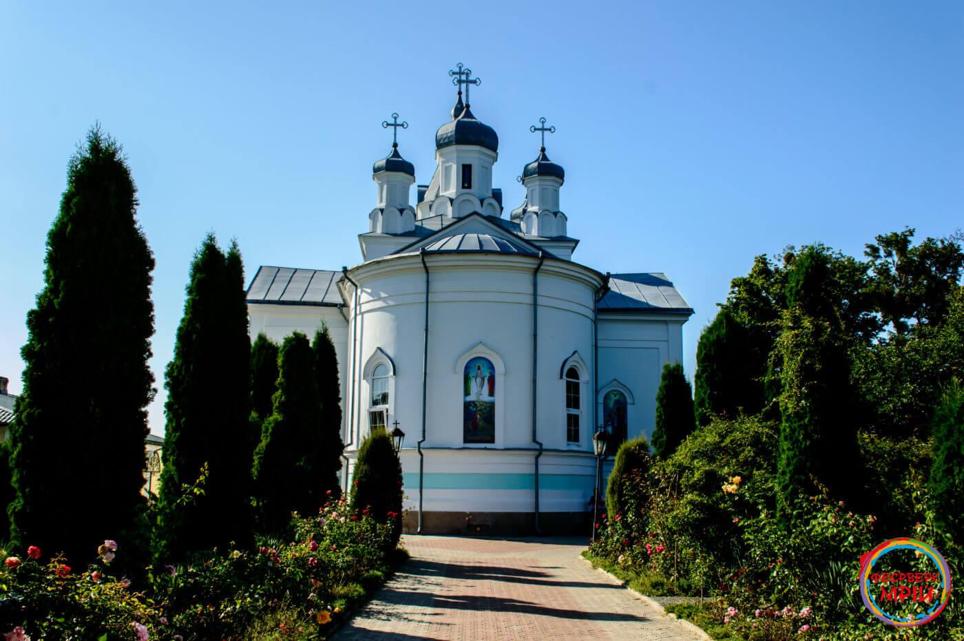 Преображенський Тригірський чоловічий монастир