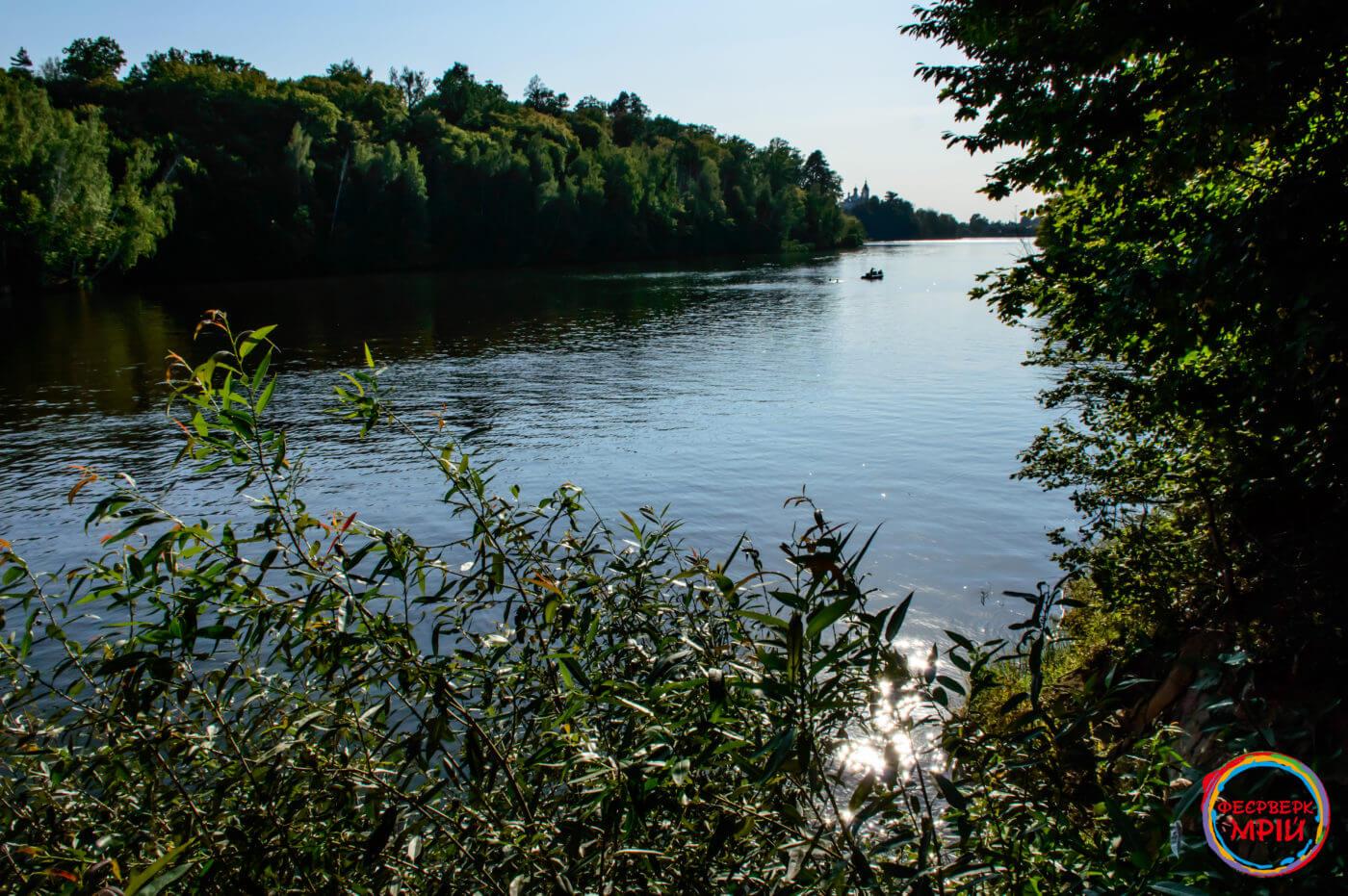 Річка Тетерів