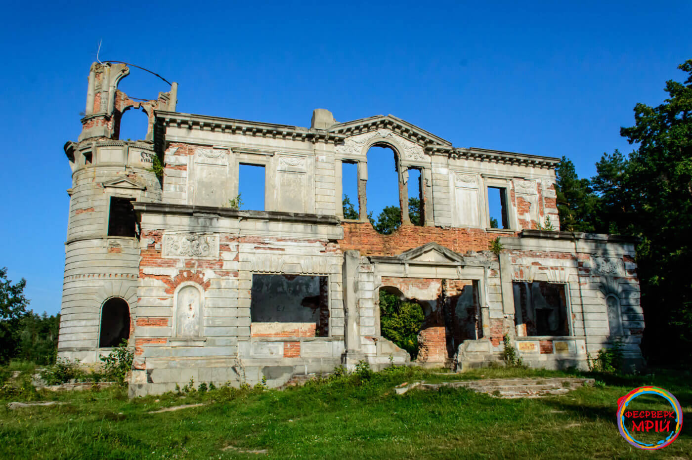 Денишівський палац родини Терещенків
