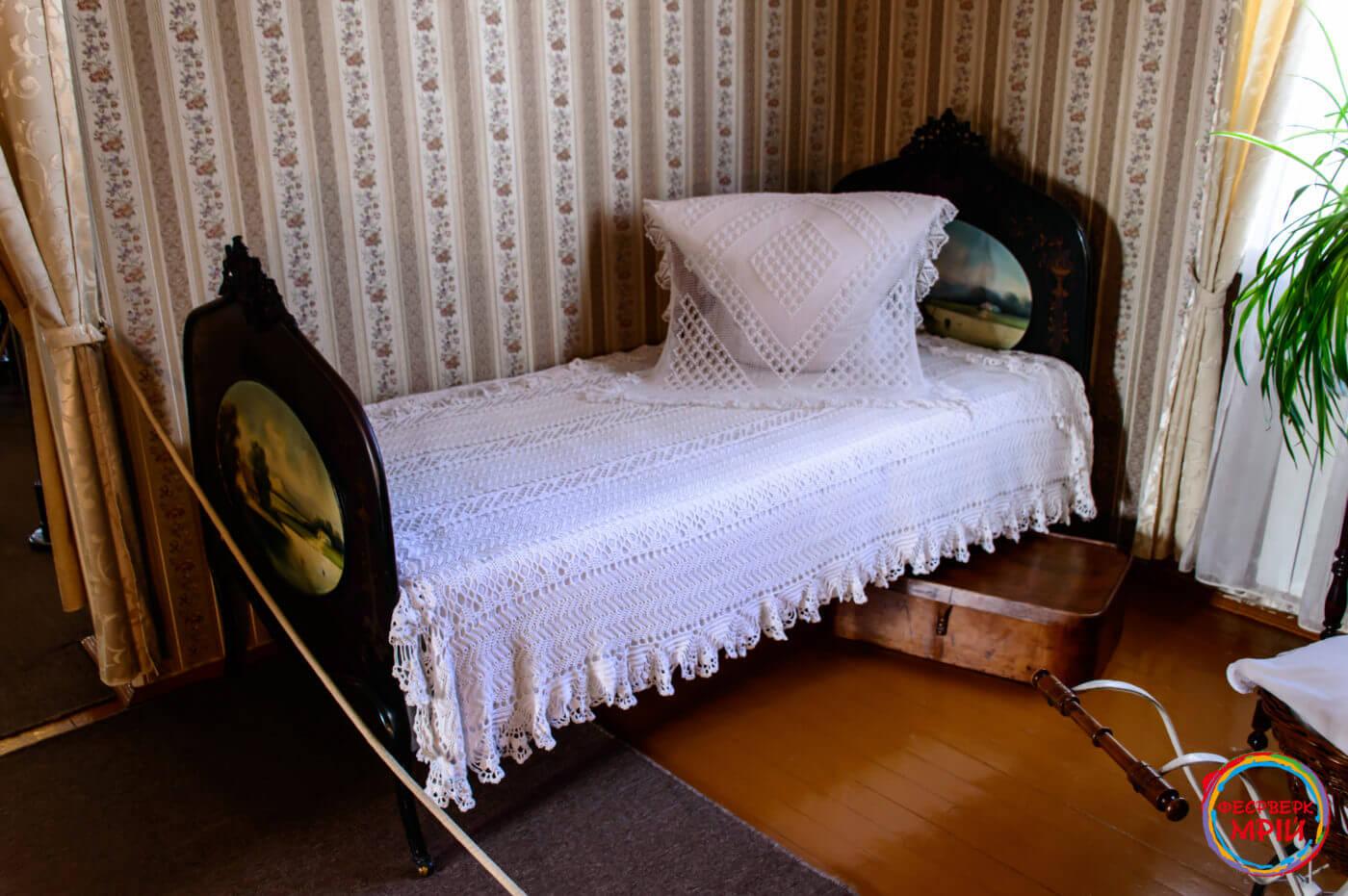 В будинку-музеї С. П. Корольова