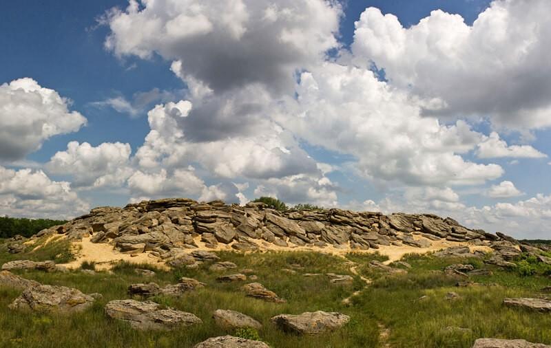 Кам'яна могила. Фото Pavel dp