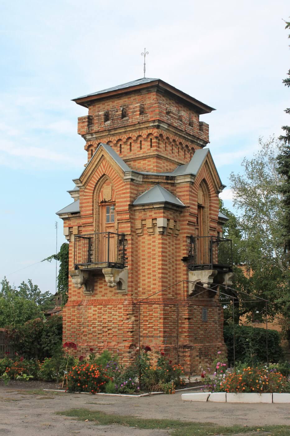 Оглядова башта. Фото Denis Vitchenko