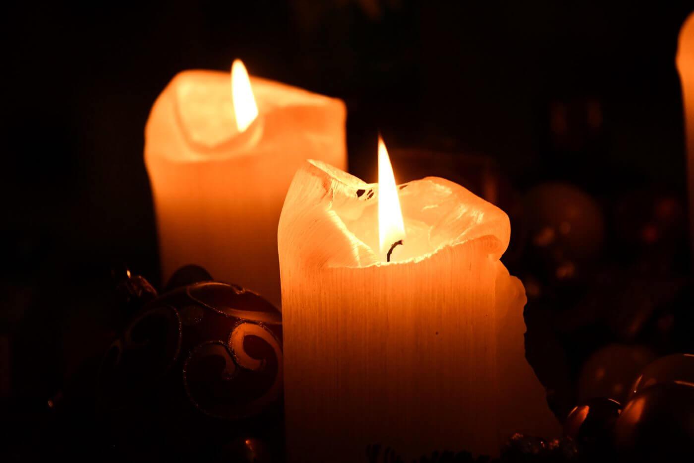 Історії кохання при свічках