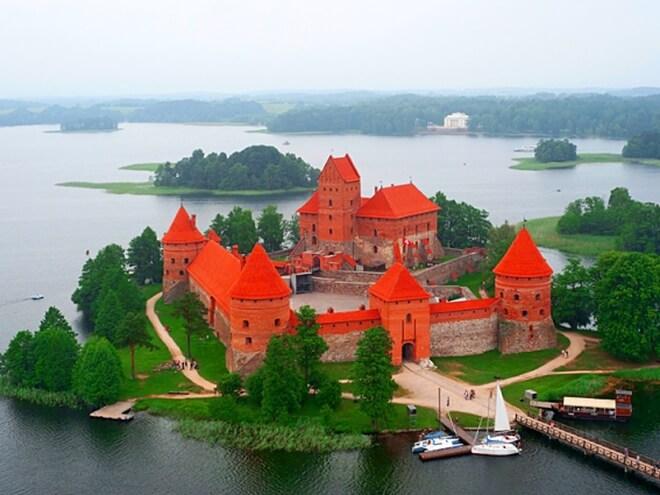 Тракайський замок