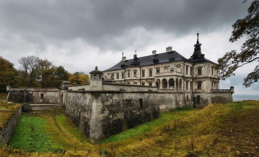 Підгорецький палац