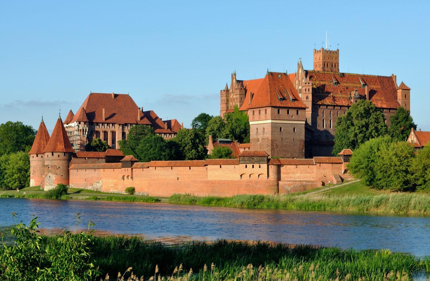 Замок Тевтонського ордену в Мальборку
