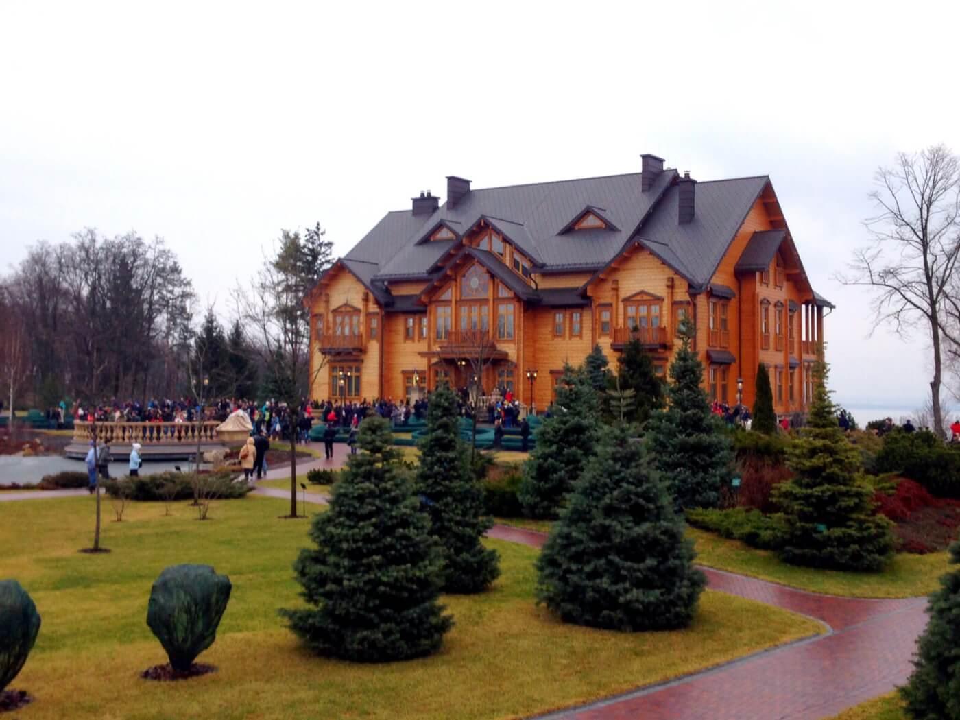 Резиденція Межигір'я