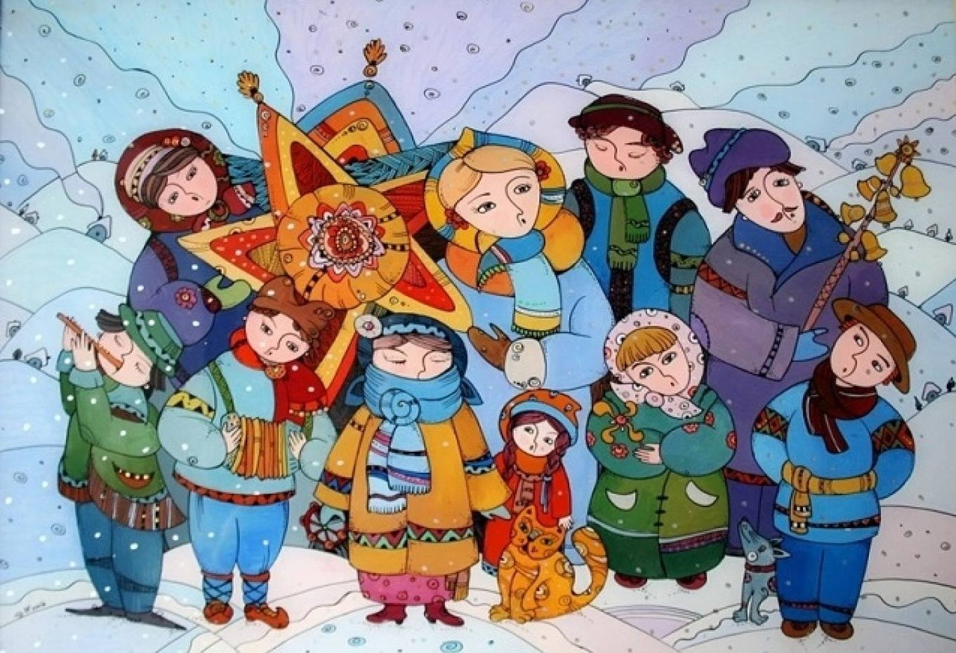 Полтавська Маланка: яка вона?