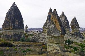 Печерні та підземні міста Каппадокіїії